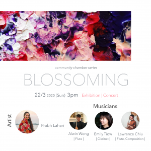 Community Chamber series: Blossoming