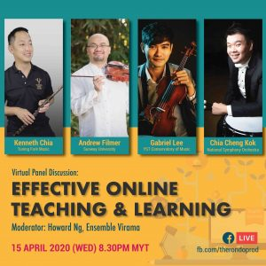 Effective Online Teaching & Learning