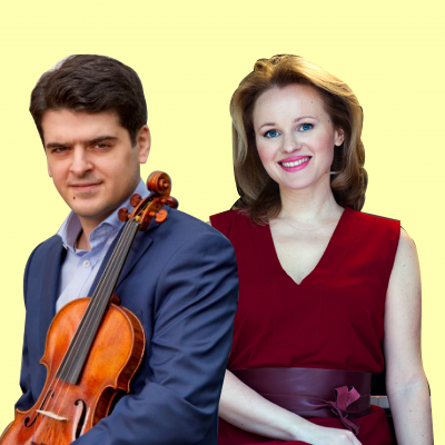 Chit-Chat with Michael & Natalia Pegarkova-Barenboim
