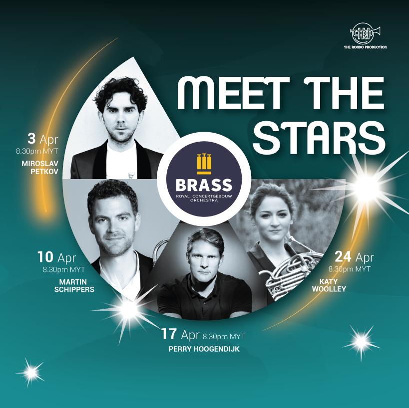 Leads New Season with Meet the Stars 2021
