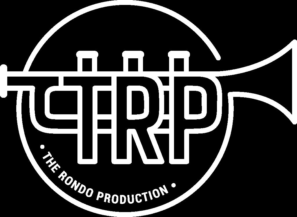 The Rondo Production Logo Design_FA_Logo Icon_White