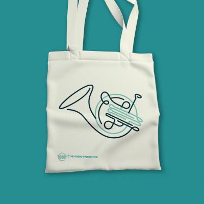 Rondo Tote Bag