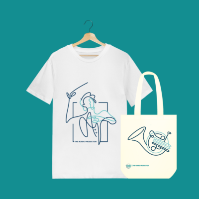 Rondo Shirt & Tote Bag