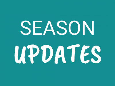 Season Update